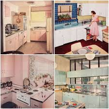 1950 kitchen furniture 7 reasons why 1950 s homes rocked