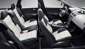 volvo hatchback interior volvo v50