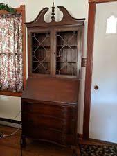 Antique Desk With Hutch Antique Desk Hutch Ebay