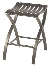 Hanamint Outdoor Furniture Reviews by Hanamint Armless Counter Height Stool All Things Barbecue