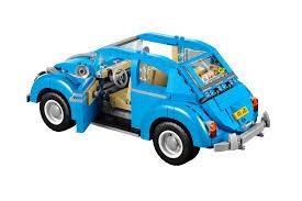 blue volkswagen beetle models the new lego beetle creator set is awesome bestride