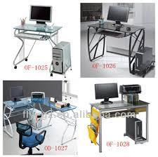 High Quality Computer Desk Popular Glass High Quality Computer Desk For Sale View Glass