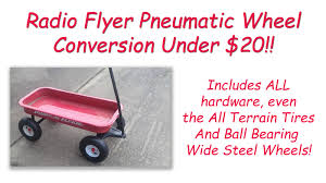Radio Flyer Tricycle Bell Wheel Replacement On A Radio Flyer Wagon Youtube