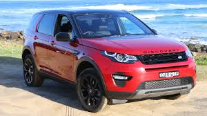 land rover discovery lifted 2016 land rover discovery sport review chasing cars