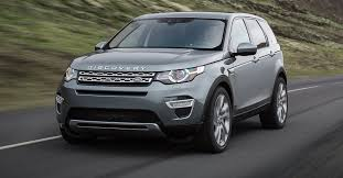 land rover discovery sport third row land rover discovery sport revealed
