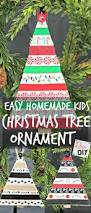 Homemade Christmas Tree by Easy Handmade Christmas Ornaments For Kids Diva Of Diy