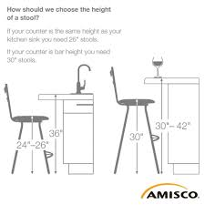 what is the height of a kitchen island bar countertop height example of standard counter height stool