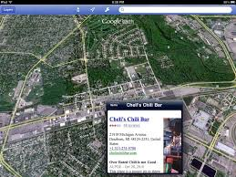 Google Live Maps Three Ipad Apps Offer Very Different Views Of The World Cnet