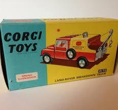 land rover corgi corgi u2013 no 417s land rover u201cbreakdown service u201d diecastinvestor