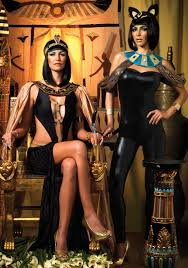 Egyptian Cat Goddess Costume