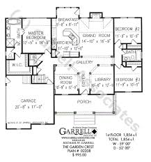 garden crest house plan active house plans