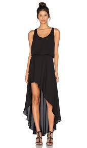 asymmetrical dress black asymmetrical dress revolve