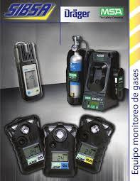 equipo monitoreo de gases by sibsa matriz issuu