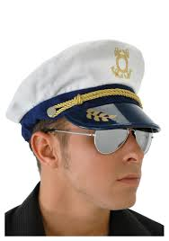 halloween hats mens sailor captain hat