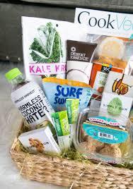 vegan gift basket vegan easter basket the glowing fridge