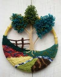 Handmade Decorative Items For Home Best 25 Crochet Wall Art Ideas On Pinterest Dream Catcher