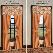 Tuscan Valance Window Treatment Hardware Homeminimalis Com Decorative Functional