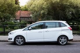 ford focus c max boot space ford grand c max review auto express