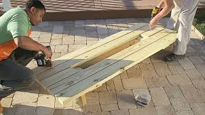 Build Your Own Picnic Table And Bench by Diy Picnic Table With Built In Cooler The Home Depot