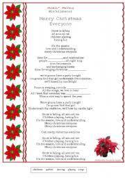 merry everyone lyrics