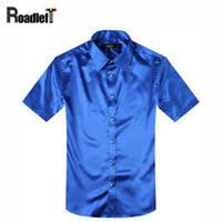 wholesale mens silk dress shirts buy cheap mens silk dress
