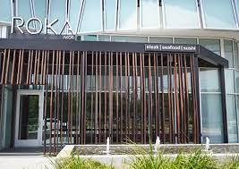 step inside roka akor houston u0027s sleek new japanese steak u0026 sushi