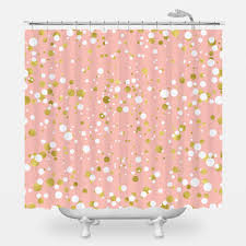 Pink And Gold Curtains Best White And Gold Curtains Products On Wanelo