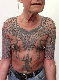 johns polynesian sleeves and chest higgins