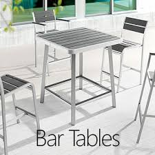 Outdoor Bar Table Outdoor