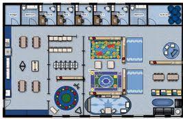 Kindergarten Floor Plan Examples Room Setup The Supply Addict
