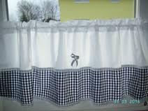 bistrogardinen küche landhaus gardinen blau weiß karo 24 individuelle produkte aus
