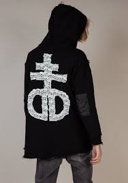 drop ded drop dead cross bones guys crew hoody knit wish list