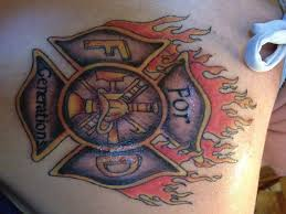 firefighter tattoos designs ideas and meaning tattoos for you