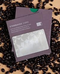 Starbucks Business Cards Starbucks Metal Gift Card Brilliant World Leader In Metal