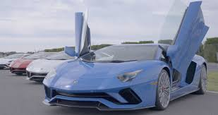 rainbow lamborghini lamborghini aventador is pure testosterone cnn video
