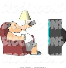Back Of Couch Clipart Royalty Free Laid Back Stock Cartoon Designs