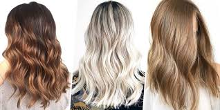 hair color trends 7 prettiest spring hair colors 2018 new hair dye trends for spring