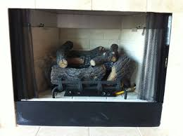Artificial Logs For Fireplace by A Ventless Gas Fireplace Doesn U0027t Belong In Your Home