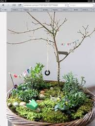 Garden Crafts For Adults - how to start a fairy garden recipe