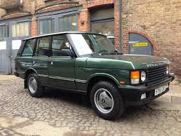 land rover classic for sale 1990 land rover range rover vogue auto restorationice