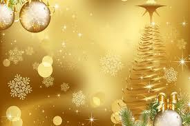 fondos de pantalla navidad navidad dorada 80641