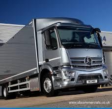 mercedes truck dealers uk antos s b commercials plc