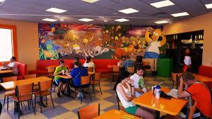 Universal Studios Orlando Google Maps by Simpsons Fast Food Blvd U2013 Menus U0026 Photos