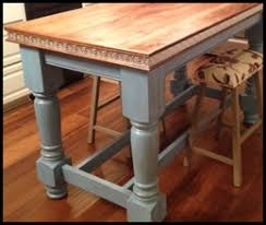 unfinished wooden island legs husky kitchen island legs ideas