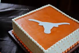 university of texas longhorn graduation cake decorations
