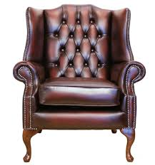 Queen Anne Wingback Chair Leather How To Select A High Back Leather Office Chair U2013 Bazar De Coco