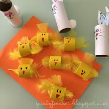 goodyfoodies cute easter crafts for kids