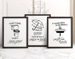 Sayings For The Bathroom Best 25 Bathroom Wall Quotes Ideas On Pinterest Bathroom Wall