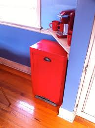 ana white tilt out trash can slightly modified diy projects