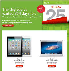apple s black friday sale has started